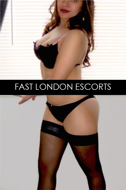 Aisha – British Super Busty Indian Escort