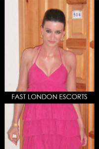 Slim English Escort