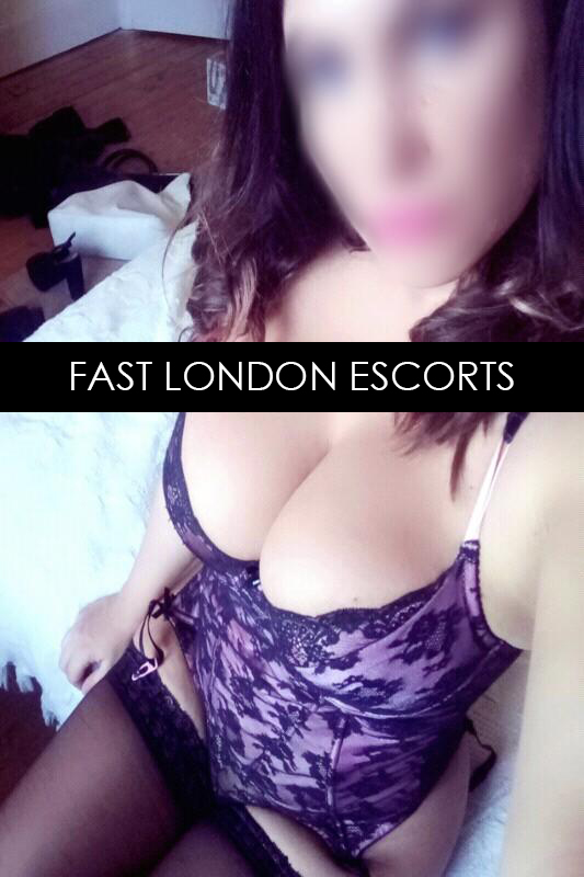 Super Busty English Escort