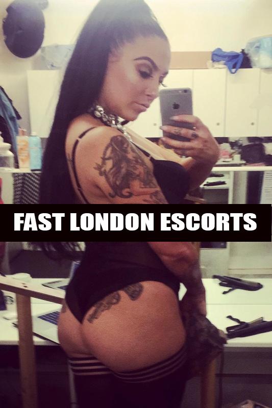Sexy Busty Scottish Escort