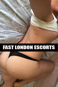 Busty Blonde English Escort