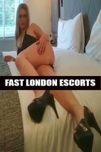 Blonde Italian Escort